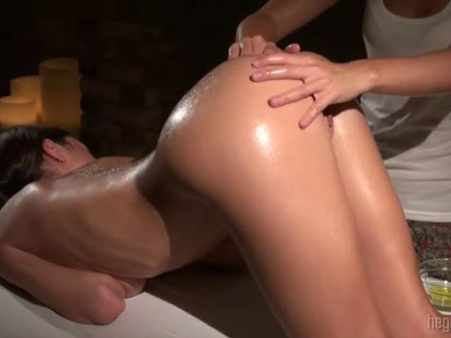 Rectal massage porno